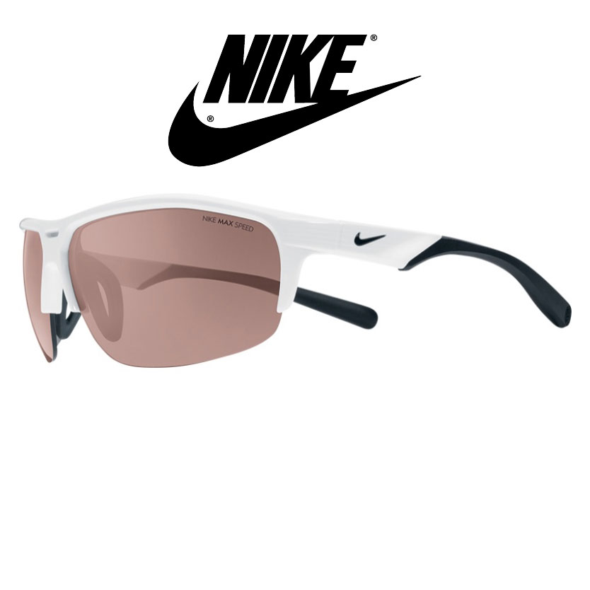 Nike Running Sunglasses  nike run x2 e running sunglasses white ev0797 golfsunglasses com