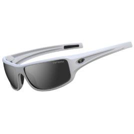 Tifosi BRONX Matte White Smoke Sunglasses