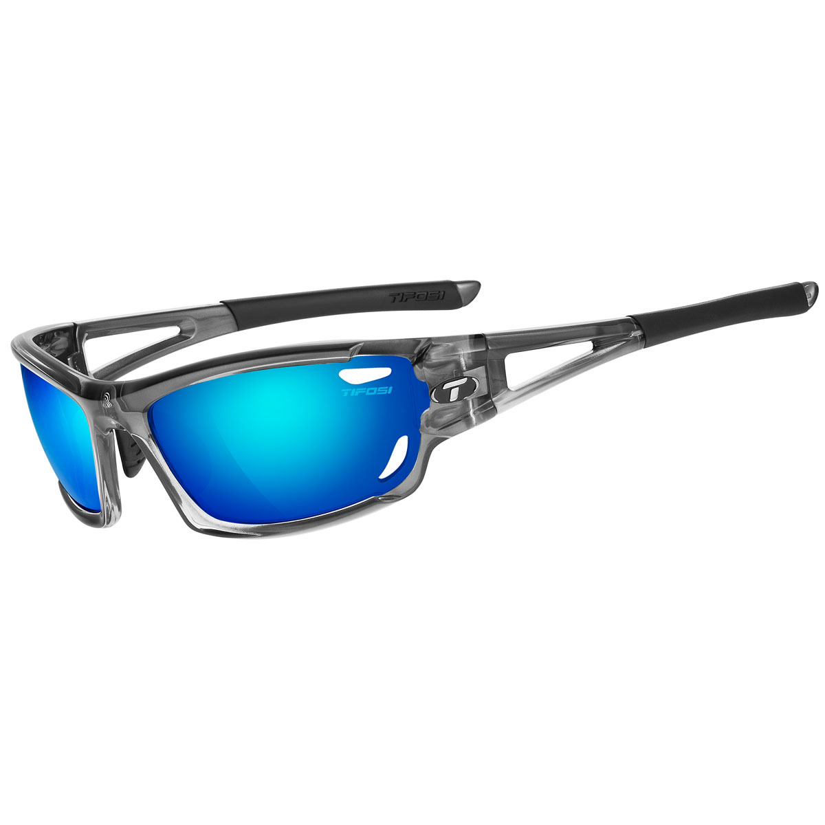 96657d98ef Tifosi DOLOMITE 2.0 Crystal Clarion Blue Polarized Sunglasses ...
