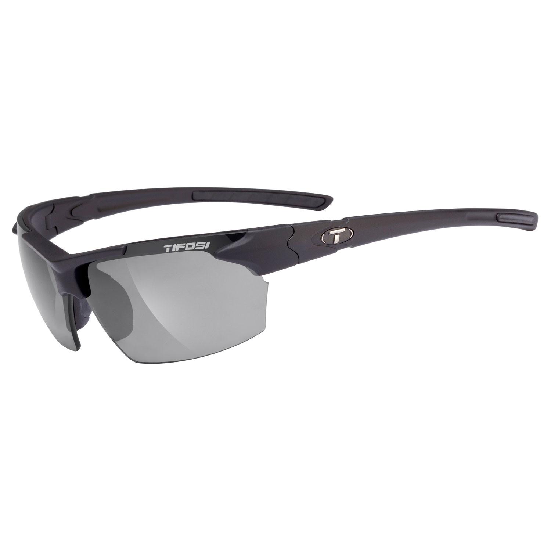 eccfccfc2f Tifosi JET Black Smoke Polarized Sunglasses - ShopGolfSunglasses.com
